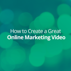 Great Online Marketing Video