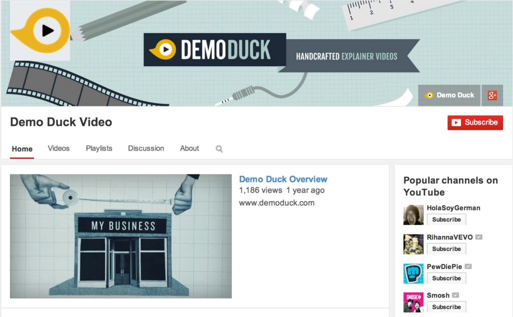 demo duck