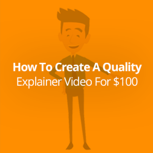 How to create an animate explainer video